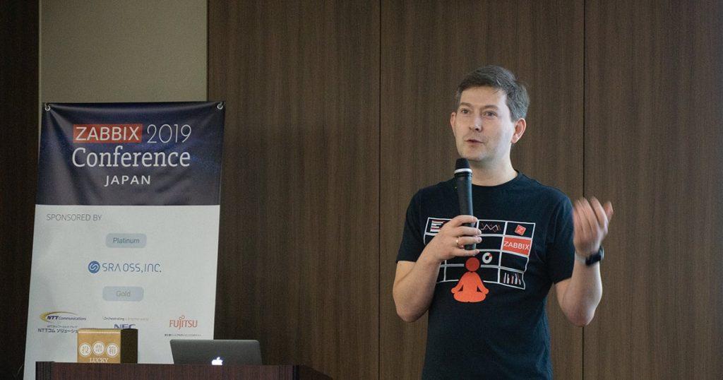 日本でのビジネスの現状とZabbix 5.0への展望 – Zabbix社CEO アレクセイ・ウラジシェフさまインタビュー